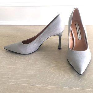 Brand New Zara Suede women's high heels